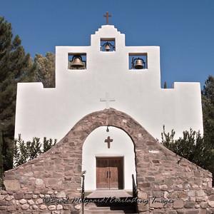 St. Francis de Paula - Tularosa, New Mexico