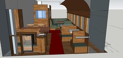 tram cafe concept 1