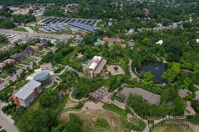 Cincinnati Zoo - total overview