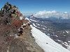 North Sister, from the summit of South Sister.