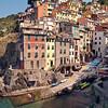 First town, Riomaggiore, Cinque Terre.