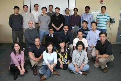 2008 (4/15) Javalin Team