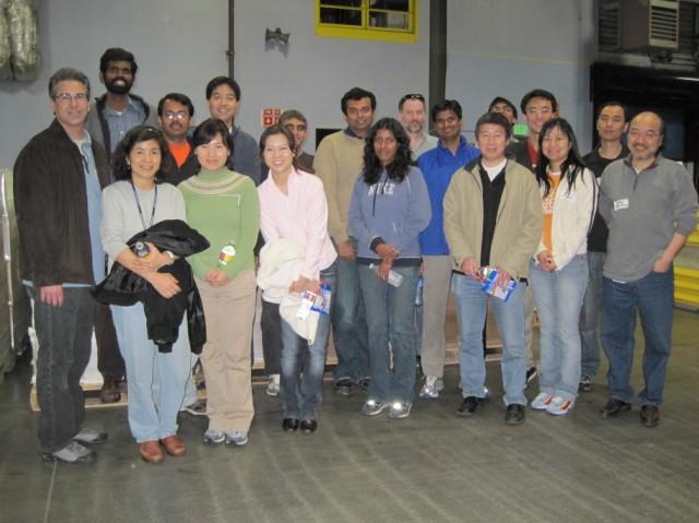 12/17/2009 - 2nd Food Harvest Bank (Shaw Li team)