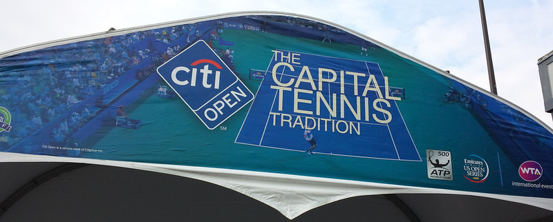 """In July of 1969, the inaugural tournament became one of the first open professional tennis tournaments held in the United States. The Citi Open, formerly the Legg Mason Tennis Classic, has since been part of some of the most innovative changes in tennis, including blue courts, instant replay/video boards in the stadium, US Open Series, Sunday Main Draw start and, starting in 2009, an ATP """"500"""" level tournament. Continuing that theme, the Event introduced a WTA International Level tournament in 2012, offering $220,000 in prize money. This WTA tournament (which was called the Citi Open and held the week before the then-Legg Mason Tennis Classic at the Tennis Center of College Park, Md., in 2011) will be played simultaneously with the ATP World Tour 500 event at the William H.G. FitzGerald Tennis Center in Rock Creek Park and collectively named the Citi Open."""