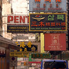 Signs, Kowloon, China.