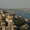 The Bosphorus bridge, Istanbul, Turkey.