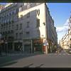 Street scene, Paris France.