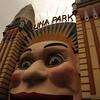 Entrance, Luna Park, Sydney, Australia.