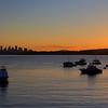 Sydney, Australia from Watson's Bay.