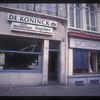 Storefronts, Antwerp, Belgium.