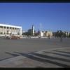 Skanderbeg Square, Tirana, Albania.
