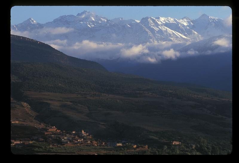 Atlas Mountains, Morocco.