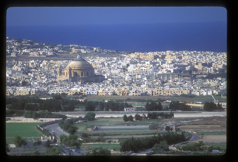 The Mosta Dome, Malta.