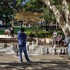 Chess match, Sydney, Australia.