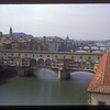 Ponte Vecchio and the Arno River, Florence, Italy.