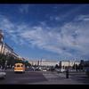 Main square, Buryatian Autonomous Republic, Siberia, Russia, 2001.