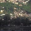 Lake Anosy and Antananarivo, capital of Madagascar.