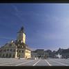 The Historical Museum on the central square in Brasov, Transylvania, Romania.