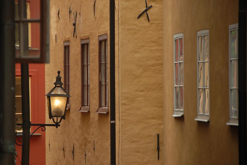 Gamla Stan, Stockholm, Sweden.