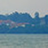 Panorama of Goma, Democratic Republic of Congo and Lake Kivu.