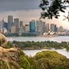 Sydney, Australia skyline.