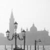 View across to San Giorgio Maggiore, Venice, Italy.