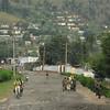 Traffic, Gisenyi, Rwanda.
