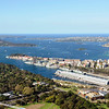 Sydney, Australia harbour.