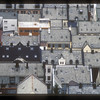 Alesund, Norway rooftops.