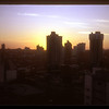 Asuncion, Paraguay skyline at dusk.