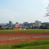 Kampala, Uganda skyline.