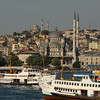 Maritime Istanbul, Turkey.