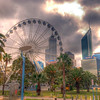 Perth, Australia HDR.