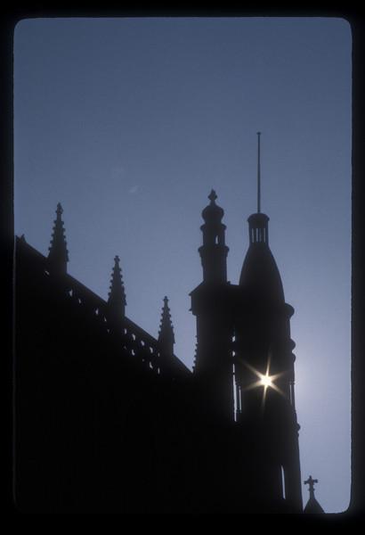 Architecture, Bruges, Belgium.