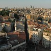 The west bank of the Bosphorus Strait, Istanbul, Turkey.