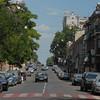 Traffic, Odessa, Ukraine.