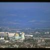 Long view over Sofia, Bulgaria.