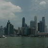 Harbor, downtown Singapore.
