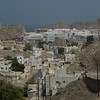 The old city of Muscat, Oman.