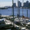 Marina, Vancouver, Canada.