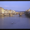 The Arno River, Florence, Italy.