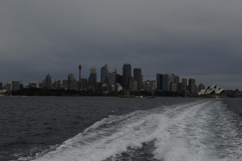 Just another skyline, Sydney, Australia.