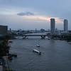 Chao Praya River, Bangkok, Thailand.