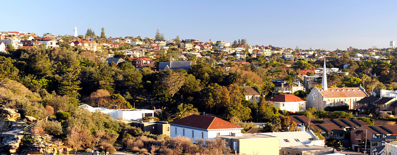 Rose Bay, Australia from Watson's Bay.