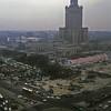 Newly non-communist Warsaw, Poland, 1991.