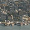 Dock at Sultanahmet, Istanbul, Turkey.