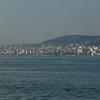 Turkish coastline, Asian side, Istanbul, Turkey.