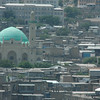 Mosque and City Detail, Baku, Azerbaijan