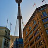 The Sydney Tower, Sydney, Australia.