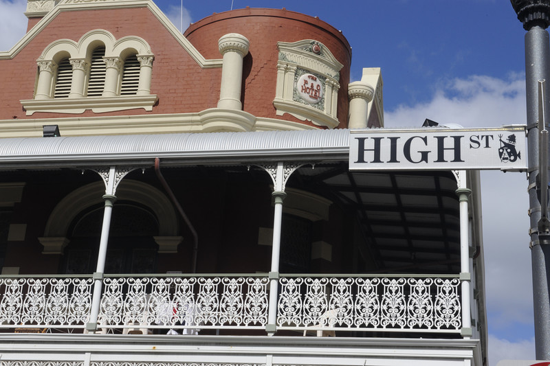 Fremantle, Australia.